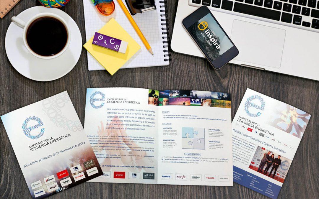 Design Inspiration: Empresas por la Eficacia Energética